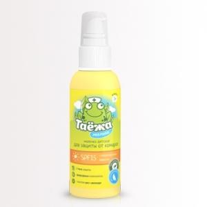 «Таёжа - малыш»  молочко для защиты от комаров  и солнца
